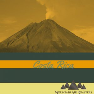 Mountain Air Roasters Regional Coffee Costa Rican