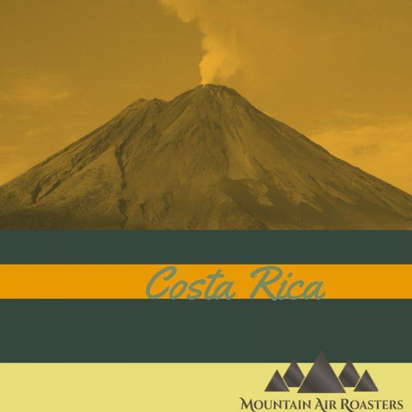 Mountain Air Roasters Regional Coffee Costa Rican