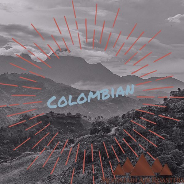 Air roasted Colombian Regional Coffee from Mountain Air Roasters