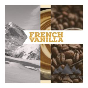 French Vanilla Air Roasted Coffee from Mountain Air Roasters
