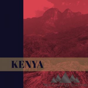 Mountain Air roasters Kenyan Air Roasted Coffee Beans