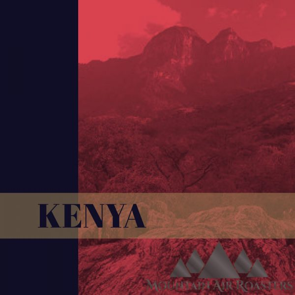Mountain Air roasters Kenyan Air Roasted Coffee Beans